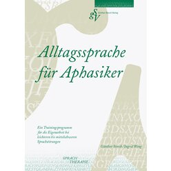 Alltagssprache für Aphasiker, Buch