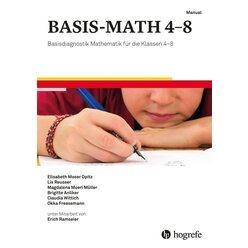 BASIS-MATH 4–8,  Basisdiagnostik Mathematik, komplett