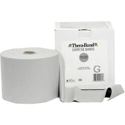 Thera-Band® silber 45,5m x 15cm