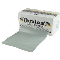 Thera-Band® silber 5,5 m x 15 cm