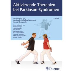 Aktivierende Therapien bei Parkinson-Syndromen, Buch