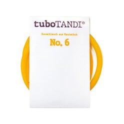 tuboTANDI Kauschlauch aus Kautschuk No. 6