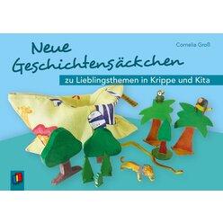 Neue Geschichtensäckchen zu Lieblingsthemen in Krippe und Kita, Buch, 1-4 Jahre