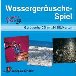Hinhören lernen - Wassergeräusche-Spiel, Audio-CD und Bildkarten, 1.-8. Klasse