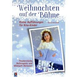 Weihnachten auf der Bühne, Buch, 3-6 Jahre