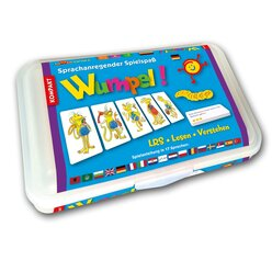 Wumpel! Kompaktspiel, ab 6 Jahre, Lernspiel