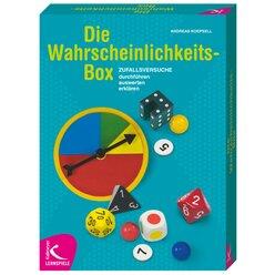 Wahrscheinlichkeits-Box Sek 1, Lernspiel