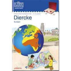 LÜK Diercke Europa, Heft, 6. Klasse