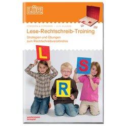 LÜK Lese-Rechtschreibtraining 1, 2.-3. Klasse