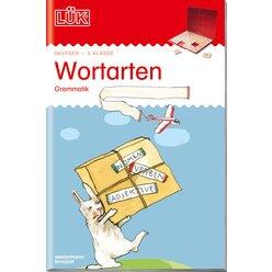 LÜK Grammatik Grundschule-Wortarten, 3.-4. Klasse