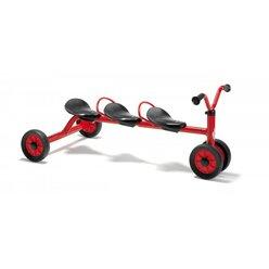Winther® MINI VIKING Rutsch Dreirad für drei 8600439