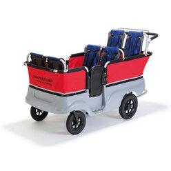 Winther®  TURTLE Kinderbus Basic für 6 Kinder 8900801