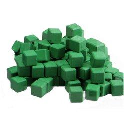 Dienes Einerwürfel 100 Stück ReWOOD® grün