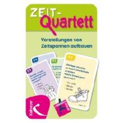 Zeit-Quartett, Lernspiel, 7-9 Jahre