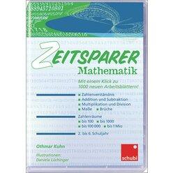 Zeitsparer Mathematik, CD-ROM, 3.-4. Klasse