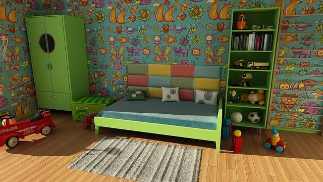 Minimalismus im Kinderzimmer - Spielundlern.de Informationen