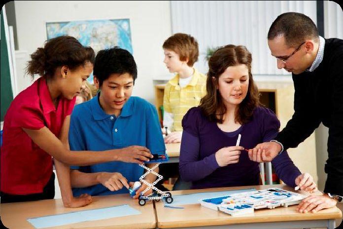 Mint-Ausbildung in der Schule