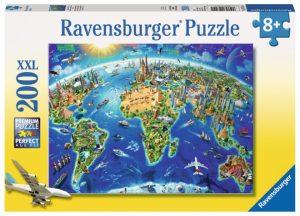Ravensburger Puzzlespiel Große, weite Welt